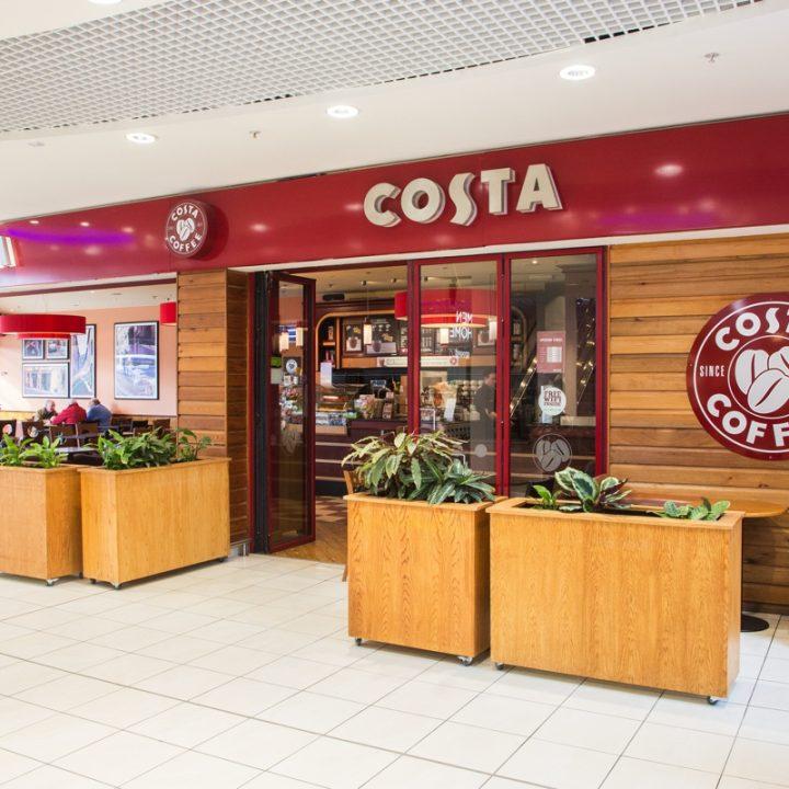 Costa Coffee Abbey Centre